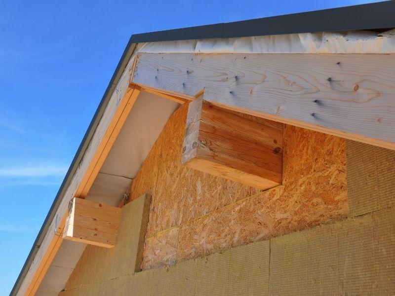 isolation thermique par l'exterieur sur une maison