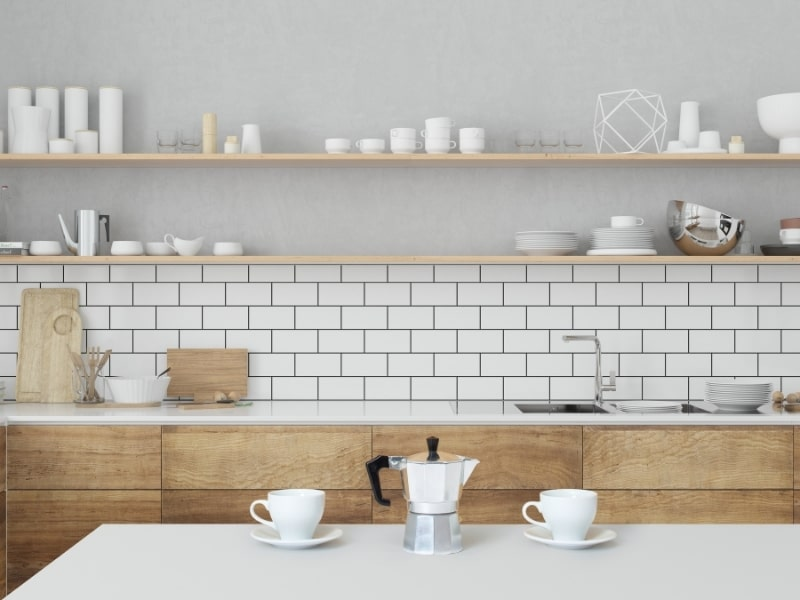 Renovation d une cuisine par un courtier en travaux homy conseil