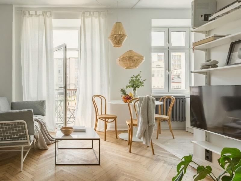 Renovation d un appartement par homy conseil