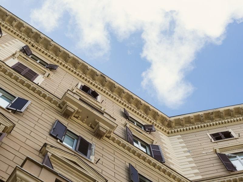 Renovation interieure d un immeuble entier par homy conseil