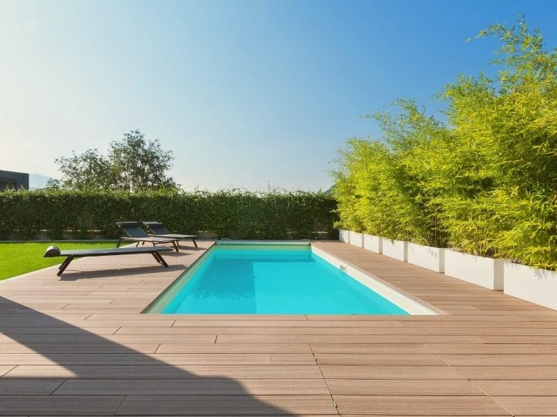 Construction d une piscine par un courtier en travaux exterieurs homy conseil