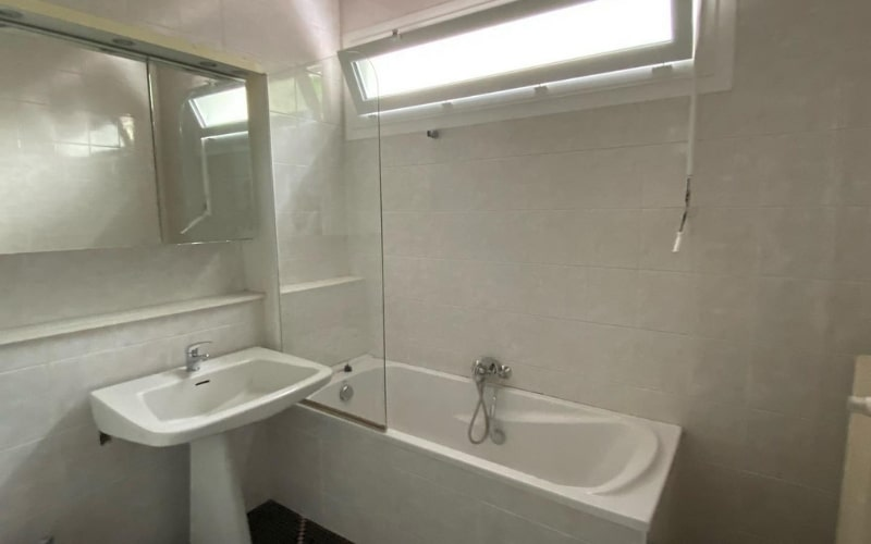 avant renovation salle de bain