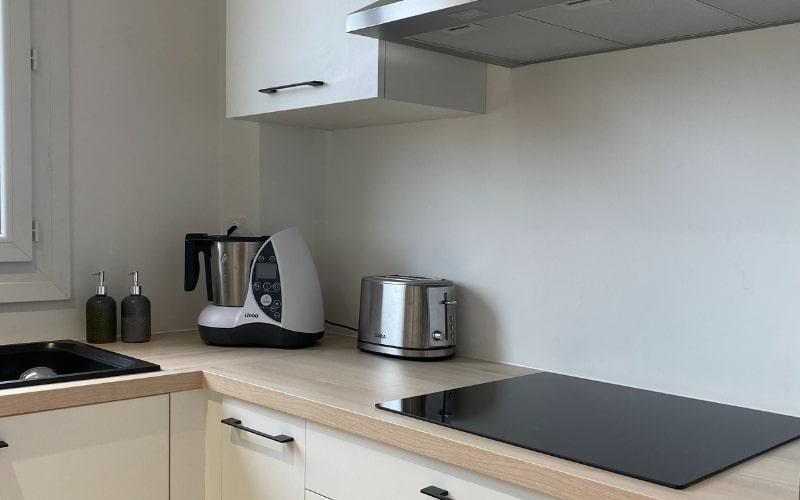 cuisine apres renovation